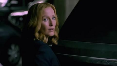 Primer trailer de la nueva serie de Expediente X con David Duchovny y Gillian Anderson