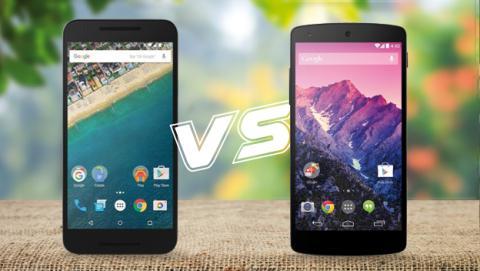 Nexus 5X y Nexus 5 Cuáles son diferencias