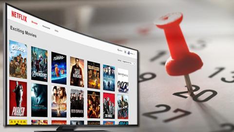 Netflix llega a España el 20