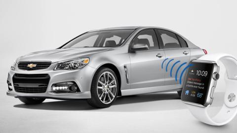 ¿Abrir tu coche usando un Apple Watch? Pronto será posible