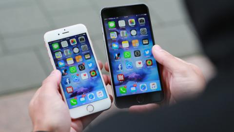 Autopsia de un iPhone 6S: Todas sus piezas y componentes