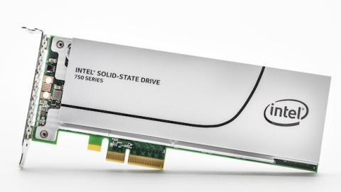 NVM Express es un estándar para SSDs... demasiado rápido