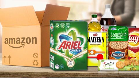 supermercado de Amazon España