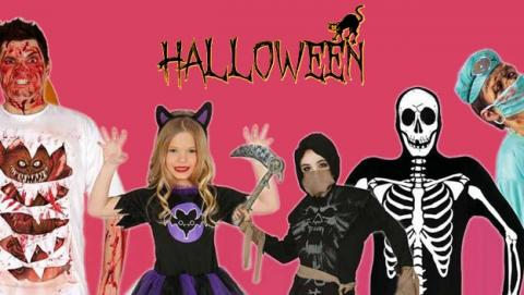 Los 7 mejores disfraces y más originales para Halloween 2015