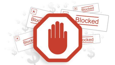 adblock permite publicidad
