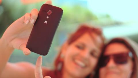 Mastercard está trabajando con selfies para autorizar pagos