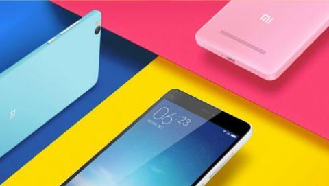 El Xiaomi Mi4C está disponible en llamativos colores