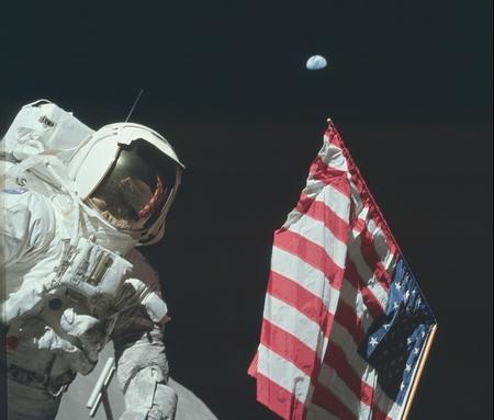 Fotos viaje a la Luna HD y color