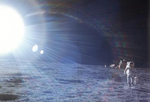 Descarga el código que llevó al Apolo XI a la Luna