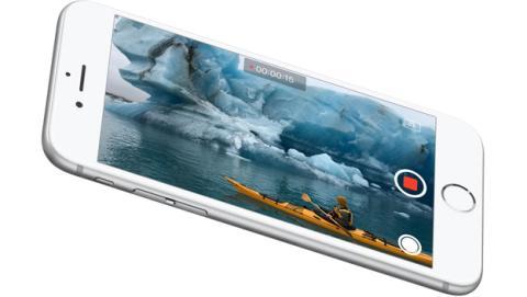 Camara video iPhone 6S Apple vs camara reflex Nikon