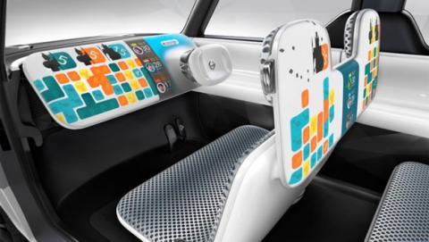 Nissan Teatro for Dayz Prototipo coche tecnología del futuro