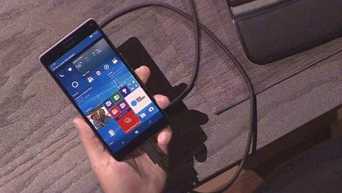 Microsoft Lumia 950 y 950 XL con Windows 10 para móviles