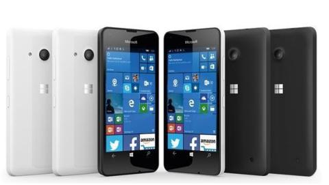 Microsoft Lumia 550 características precio
