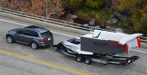 Icon A5 transporte