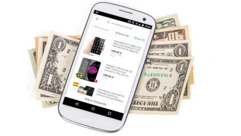 Los 7 smartphones Android con mejor precio de eBay.
