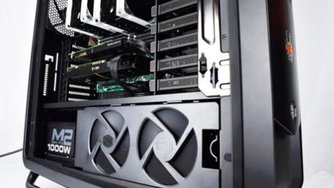 Los ordenadores para juegos son probablemente los que más potencia necesiten