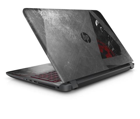HP presenta su portátil Star Wars Special Edition
