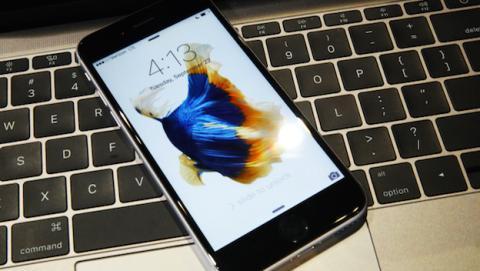 Usuarios se quejan batería iPhone 6s con chip de samsung