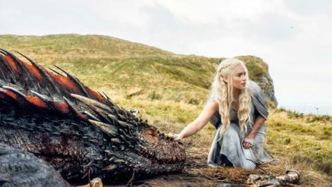 Vientos de Invierno, sexto libro de Canción de Hielo y Fuego, llegará antes que la adaptación televisiva