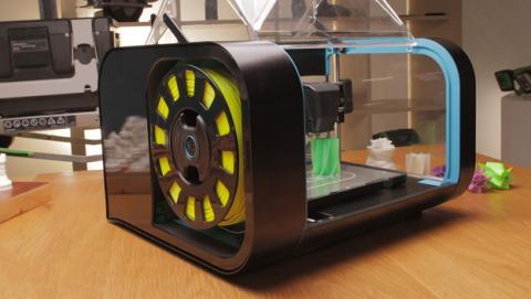 Robox, una impresora 3D doméstica para casa o la oficina
