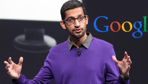 ceo google anuncia cambios ejecutivos