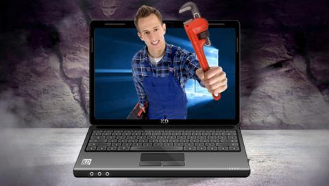 Herramientas para solucionar problemas habituales en Windows