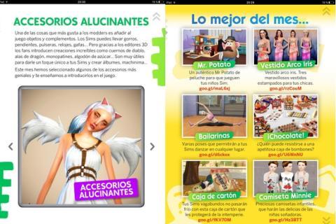 Revista Oficial Los Sims Número 18