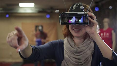 Proyecto Comradre, realidad aumentada compartida de Microsoft