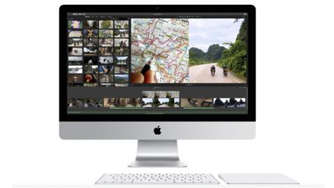 Apple lanza la nueva gama iMac y accesorios con Force Touch