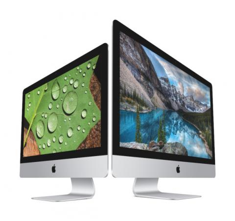 Apple lanza la nueva gama iMac y accesorios con Force Touch