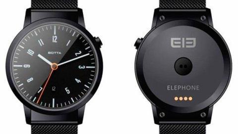 ELE Watch, el interesante smartwatch de Elephone por 100 euros