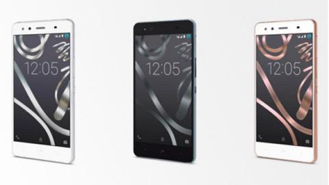 bq presenta el nuevo móvil Aquaris X5 y la tablet Aquaris M10