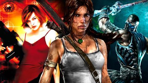 Adaptaciones del videojuego al cine