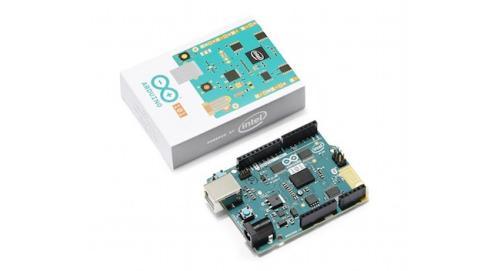Genuino 101, una placa Arduino con Intel Curie