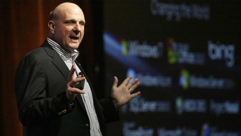 Steve Ballmer, ex-CEO de Microsoft, adquiere el 4% de Twitter
