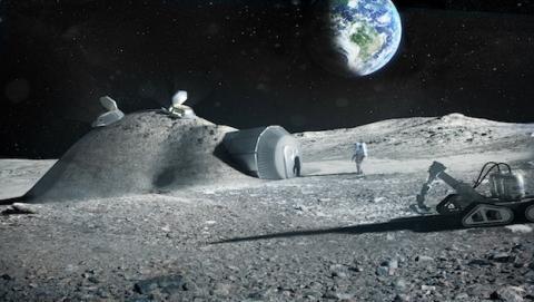 Europa y Rusia preparan el retorno del hombre a la Luna