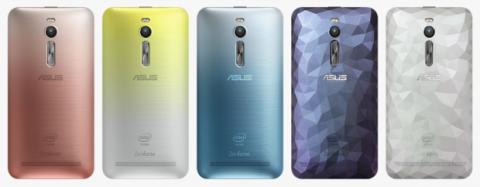 Gama colores Asus ZenFone 2 ZE551ML