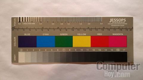 Ruido foto Asus ZenFone 2 ZE551ML