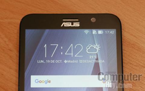 Perfil superior Asus ZenFone 2 ZE551ML