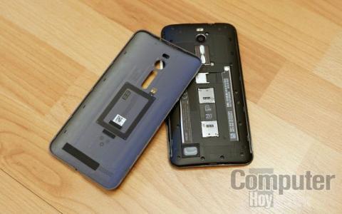 Tapa removible Asus ZenFone 2 ZE551ML