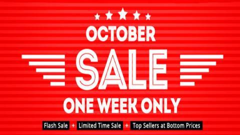 Everbuying prepara un octubre lleno de ofertas flash