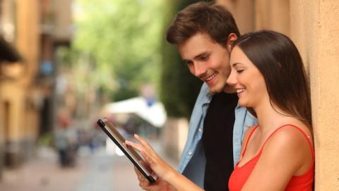 Los españoles confiamos y compramos a través de apps