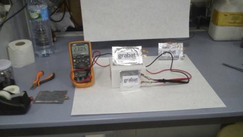 La española Grabat Energy va a fabricar baterías de grafeno