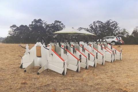 Google muestra en vídeo avance en los drones de Project Wing