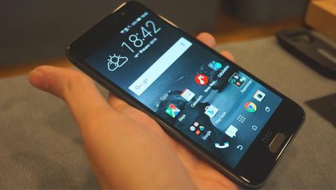 Probando el HTC One A9