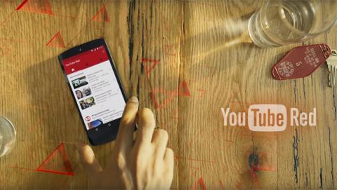 Llega YouTube Red, el servicio de suscripción sin anuncios
