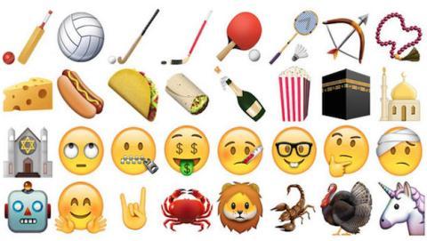 nuevo iOS introduce más emojis