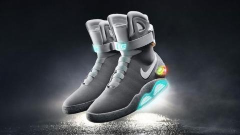 Nike Mag, las zapatillas de Regreso al Futuro