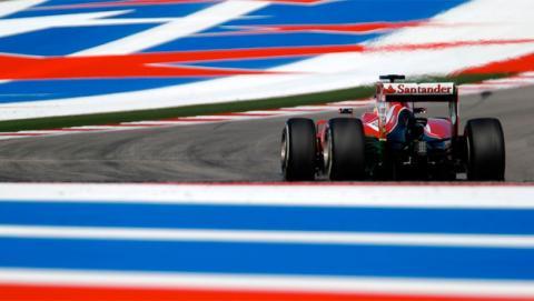 Dónde ver online y en directo F1: Gran Premio de Estados Unidos 2015 en Internet