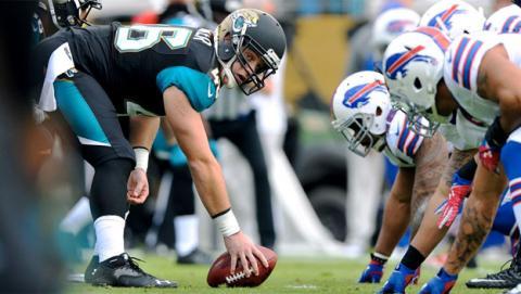 Cómo ver online y en directo gratis la NFL: Buffalo Bills vs Jacksonville Jaguars